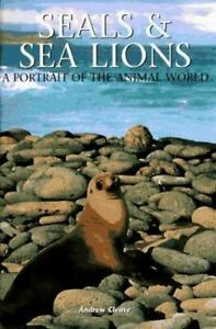 Seals and Sea Lions Animals by Cleave Andrew Hardback Book
