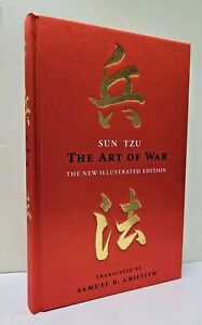 THE ART OF WAR: ILLUSTRATED EDITION by Sun Tzu Deluxe Cloth Hardcover GIFT BOOK $28.85