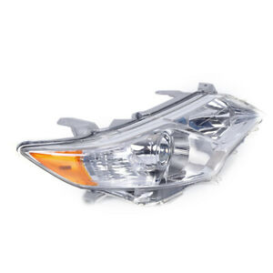Right Projector Headlight Passenger Side 8115006470 For 2012 2014 Toyota Camry $75.01