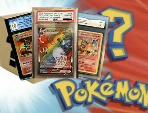 Pokemon cards PSA CGC BGS GMA Graded Mystery one mystery item $112.52