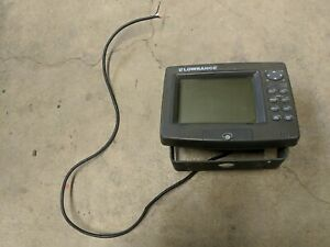 Lowrance LCX 15mt Depth Finder Fish Finder GPS Chart Plotter system Head Unit $179.95