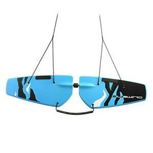 Fly Under Water Towable Watersports Board for Boats 1 2 3 4 All Blue