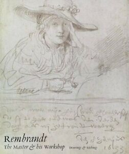 Rembrandt: Drawings and Etchings: The Master and... by Schatborn Peter Hardback $62.68