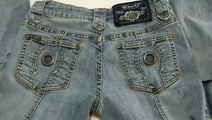Women#x27;s Revolt Clothing Company Best Jeans Size 1 2 Stretch pants