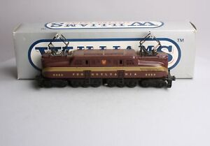 Williams GG 20 Pennsylvania Tuscan Red 5 Stripe GG 1 Electric Locomotive LN Box $126.99
