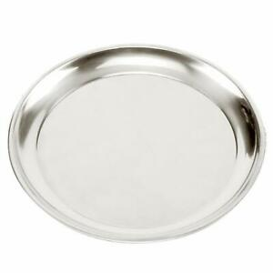 Norpro Heavy Gauge Stainless Steel Pizza Pan 15 ½ inches