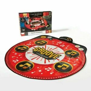 FAO Schwarz Groove and Dance Playmat New $39.99