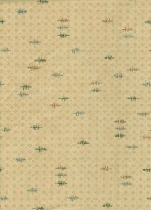 Town Square Fabric by Holly Taylor 6635 12 Out Of Print Premium Cotton Moda $11.89