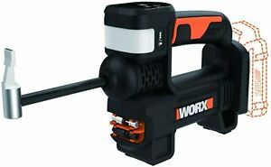 WORX WX092L.9 20V Power Share Portable Air Pump Inflator No Battery Charger $69.99