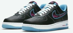 BRAND NEW Air Force 1 black Miami Vice Nights multiple sizes DD9183 001 . $137.45