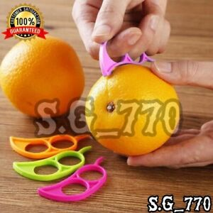 Orange Citrus Peeler Slicer Lemon Cutter Fruit Skin Remover Kitchen Tools