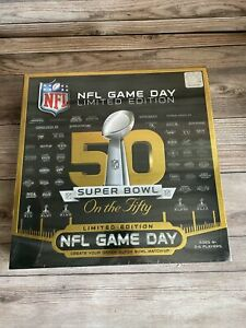 Officially Licensed NFL 50th Super Bowl Football Anniversary Game $29.99