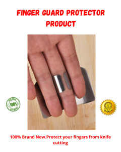 FINGER GUARD PROTECTOR HAND KITCHEN TOOLS 100% BRAND NEW $4.28