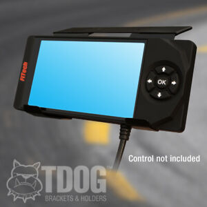TDOG Custom Holder For FiTech GO EFI 4.5quot; Touch Screen Controllers