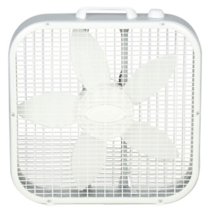 New 20 in. 3 Speed Box Fan 20quot; Box fan is engineered to promote ample air flow $24.17