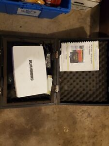 Hummingbird 1197c Fish Finder GPS $1200.00