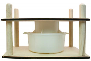 ?heese Making Kit Cheese Press 1 Cheese Making mold 1.2 L