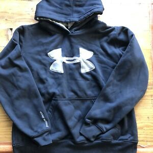 under armour hoodie youth medium $12.00