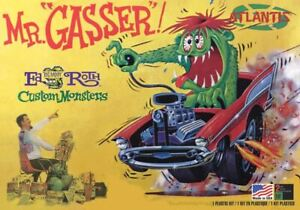 New Atlantis 1:32 Mr. Gasser Ed Big Daddy Roth Plastic Model Kit H1301