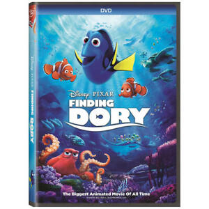 Finding Dory DVD 2016 New Sealed FREE Shipping $7.99