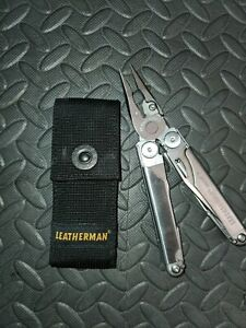 New Leatherman Wave Plus 18 in 1 Multitool amp; Sheath # 832563