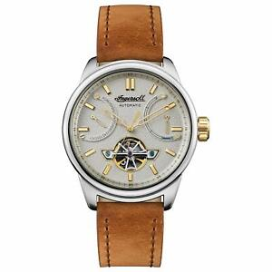 Ingersoll The Triumph Men#x27;s Automatic Watch I06702 NEW $125.00