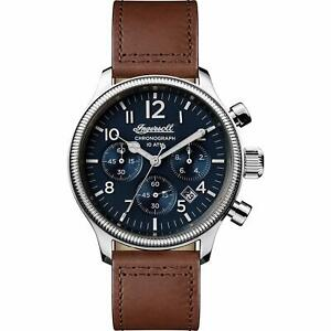 Ingersoll Apsley Men#x27;s Chronograph Quartz Watch I03803 NEW $79.00