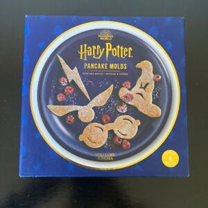 Harry Potter Pancake Molds