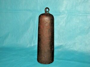 Antique Scale Counter Weight Cast Iron $24.99
