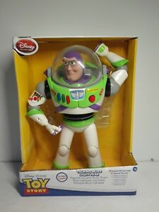 Disney Collection Toy Story Buzz Lightyear Talking Action Figure $38.00