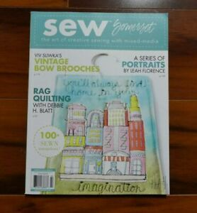 Sew Somerset SC 2014 Sewing with Multi Media $8.19
