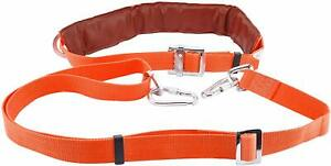Safety Belt with Adjustable Lanyard Climbing Harness Protective Gear Kit $9.99