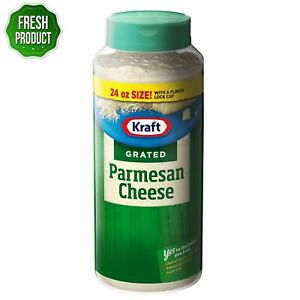 Kraft Grated Parmesan Cheese 24 oz. FREE FAST SHIPPING