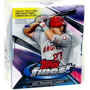 Topps Finest 2021 Base Cards $1.00