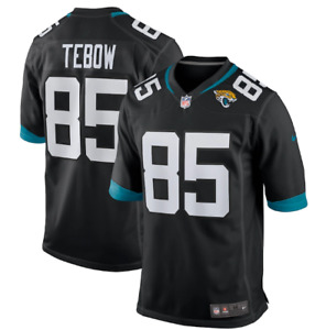 New Tim Tebow Men#x27;s Jacksonville Jaguars Player stitched Jersey