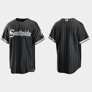 Men#x27;s Chicago White Sox 2021 City Connect Print New Jersey All Size
