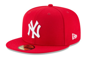 New Era 59Fifty New York NY Yankees Fashion Color Basic Fitted Hat MLB Cap $31.99