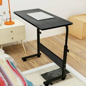 Height Adjustable Notebook Laptop Computer Desk Portable Table Sofa Bed Tray $26.95