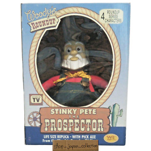 Disney Toy Story Stinky Pete The Prospector Young Epoch Figure Toy