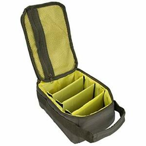 Fishing Bag Portable Reel Storage Bag Fly Tackle Gear Lure Line Case