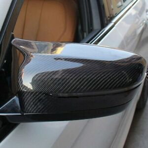 FOR BMW G20 G30 2017 2020 M STYLE CARBON FIBER REPLACEMENT SIDE MIRROR COVER $49.99