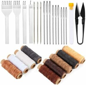Leather Sewing Tools Leather Craft Hand Stitching Tools Stitching Punch Tool $16.99