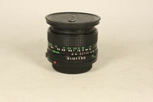Canon Lens FD 28mm 1:2.8 Camera Film Photo Photography Excellent Condition