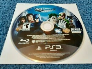 DC Universe Online The Next Legend is You PlayStation 3 PS3*DISC ONLY*