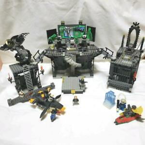 LEGO Batman The Batcave The Penguin and Mr. Freeze#x27;s Invasion 7783 In 2006 Used