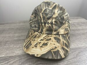 Vintage Columbia Hunting Thinsulate Camo Adjustable Fit Hat