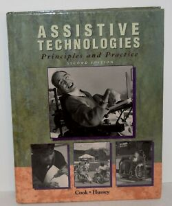 Assistive Technologies: Principles and Practice 2nd Edition New Ships FREE $12.99