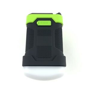 LED Rechargeable Camping Lantern Power Bank 1000mAh 5V 2A Output