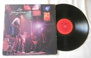 Johnny Winter And Live Columbia C 30475 LP Rick DerringerBobby Caldwell $7.49