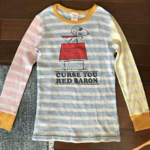 Denim amp Dungaree 160 Snoopy Ron T Long Sleeve $89.97